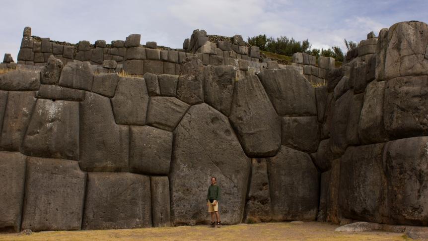 Saksaywaman, Peru