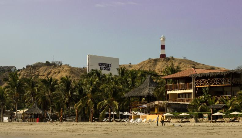 Mancora Lighthouse