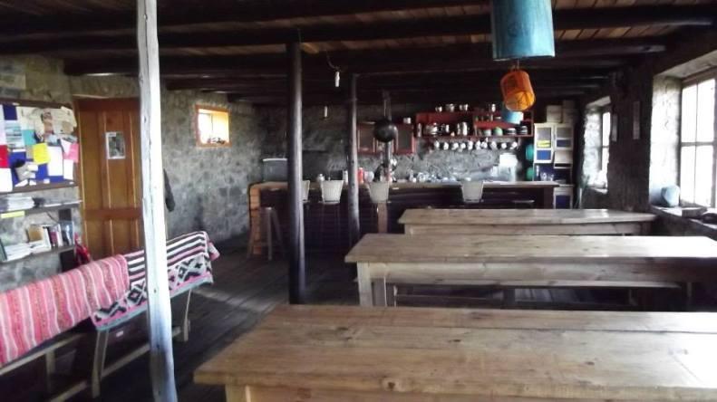 inside hatun machay