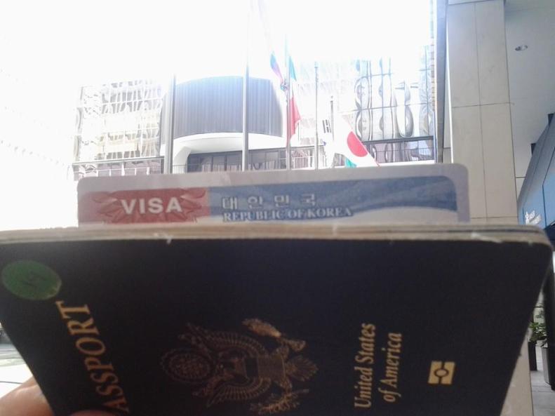Visa in Atlanta