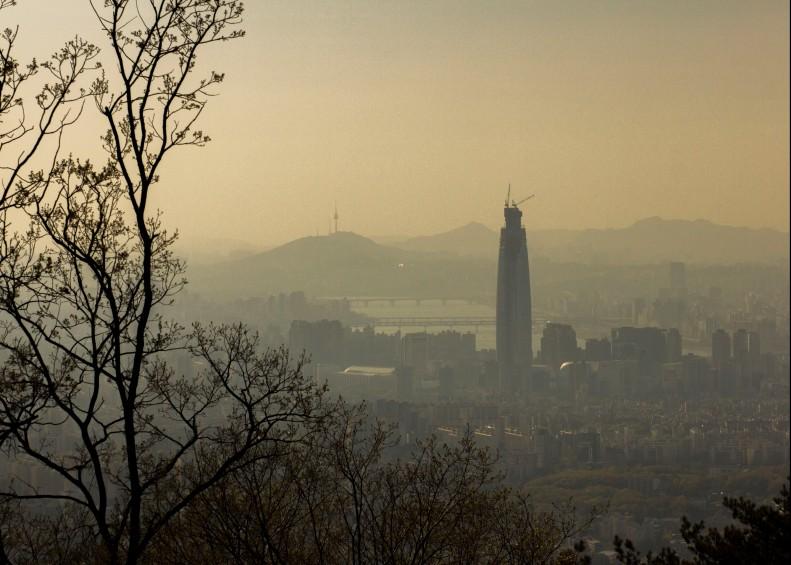 Namhansanseon lotte tower