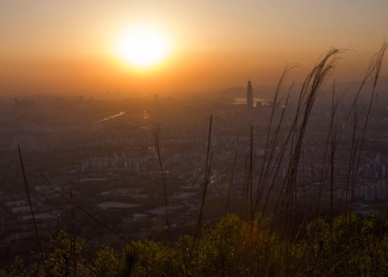 Namhansanseong Sunset