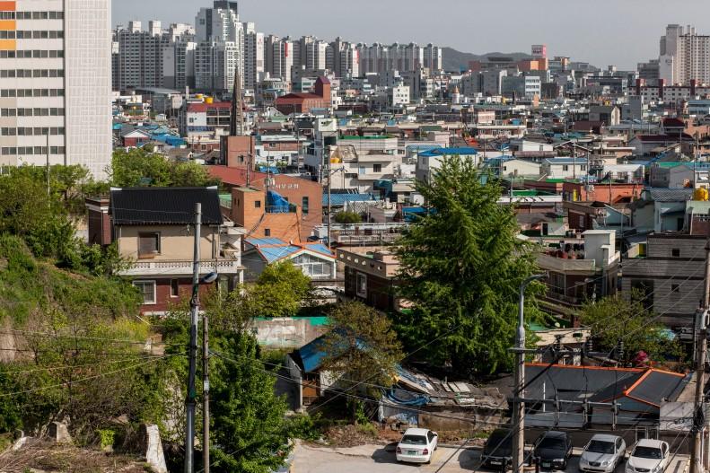 Gunsan Overlook