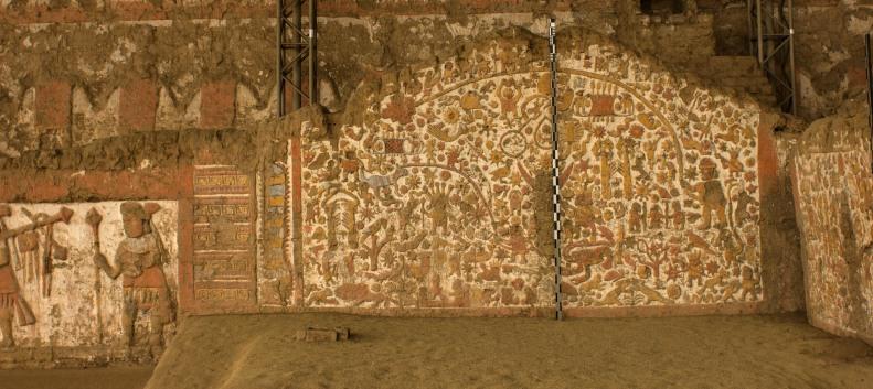 Mural de los Mitos