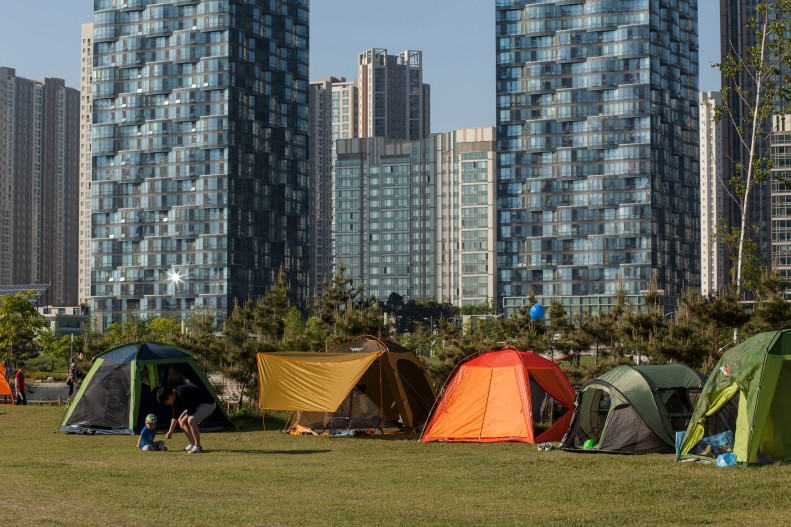 Incheon Camping