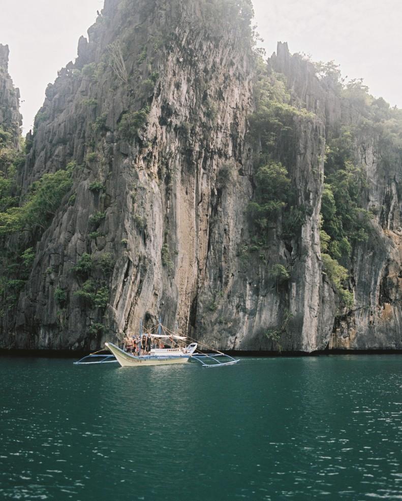 Cliff Boat
