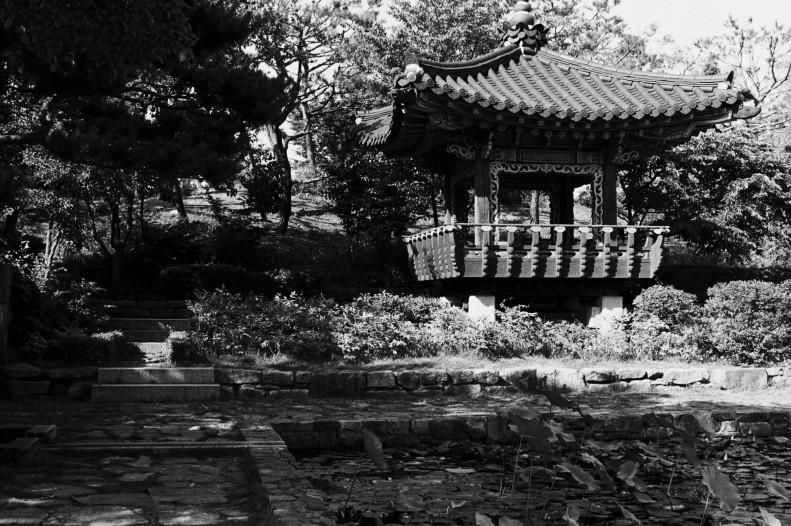 Incheon Lake Park Pavilion