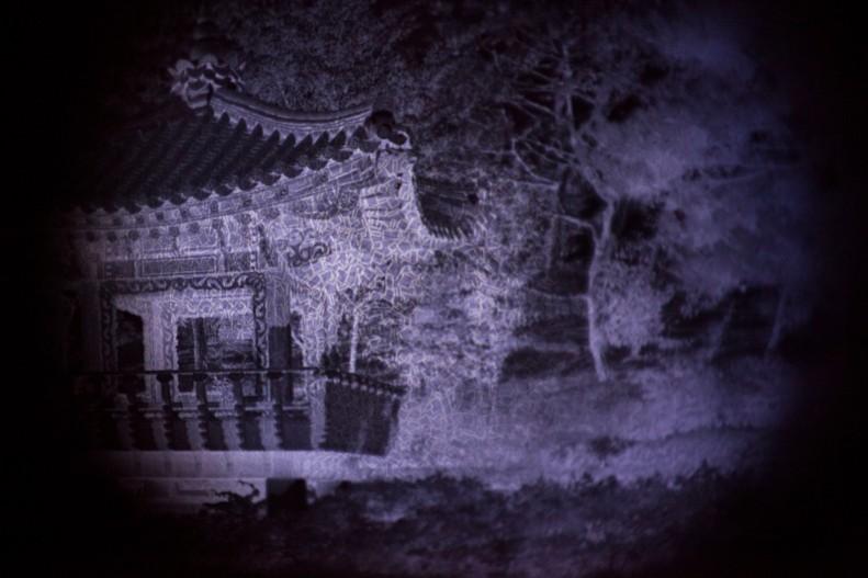 Negative temple
