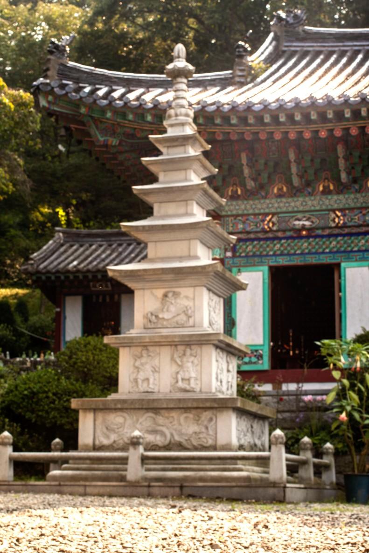 Pagoda Bulguksa