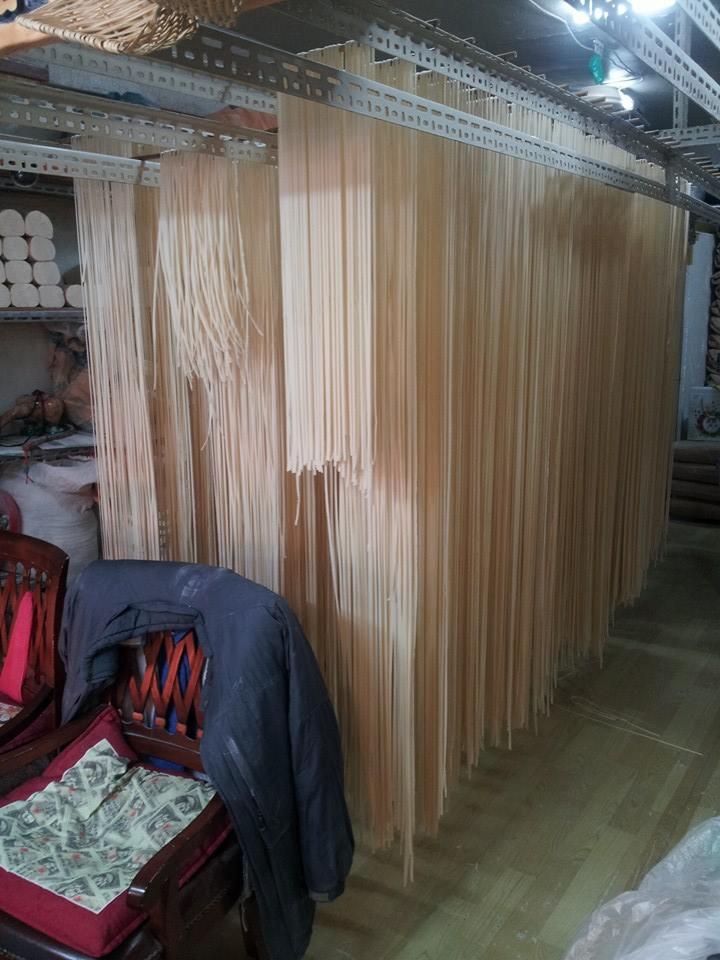 Long Noodles